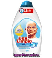 Gel Limpiador Multiusos Baño Concentrado Don Limpio 600 Ml.