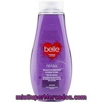 Gel Mineral Relax Belle, Bote 500 Ml