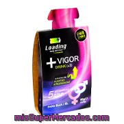 Gel Vigorizante Loading Pack De 3x20 G.