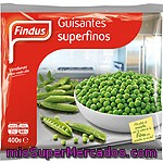 Guisantes             Findus Superfinos 400 Grs