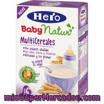 Hero Baby Natur Papilla Multicereales Paquete 500 G