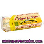 Hot-kid Crispis De Arroz Original Paquete 100 G