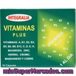 Integralia Vitaminas Plus Multivitaminas Estuche 30 Cápsulas