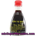 Kim Ve Wong Salsa De Soja Frasco 150 Ml