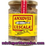 L' Escala Anchoas Salmuera 600g