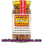 L' Escala Filete De Anchoa Eco 55g