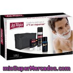 La Toja Hidrotermal Pack Protect 7 Con Bálsamo After Shave + Espuma De Afeitar Spray 300 Ml
