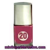 Laca Uñas Nº 20 Rosa Deliplus U Precio Actualizado En