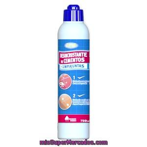 Mercadona limpiador juntas desincrustante de cementos 2 for Limpiador de juntas
