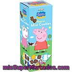 Maxies Peppa Pig Mini Cookies De Chocolate Paquete 275 G