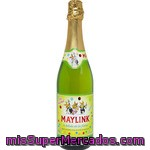 Maylink Refresco De Manzana Botella 75 Cl