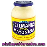 Mayonesa Hellmann's 825 Ml.