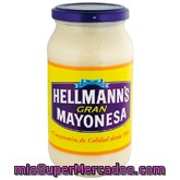 Mayonesa, Hellmann's, Tarro 475 Ml