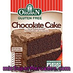 Mix Pastel Chocolate - Sin Gluten Orgran 375 G.