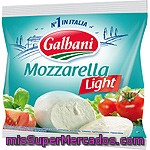 Mozzarella Light Galbani 125 Gramos
