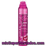Natural Honey Desodorante Love Anti-transpirante Spray 200 Ml