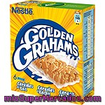 Nestlé Barritas De Cereales Golden Grahams 6x25g