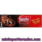 Nestle Extrafino Chocolate Negro Tableta 300 G