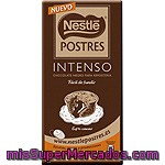Nestlé Postres Tableta De Chocolate Intenso 200g