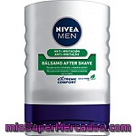 Nivea For Men Bálsamo After Shave Extreme Comfort Anti-irritación Frasco 100 Ml