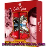Old Spice Wolfthorn Con After Shave Frasco 100 Ml + Desodorante Spray 150 Ml