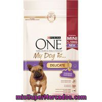 One Adult Delicate Purina One, Paquete 1,5 Kg