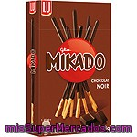 Palitos Chocolate Mikado, Lu, Caja 75 G