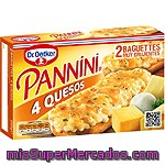 Pannini Dr.             Oetker 4 Quesos 250 Grs