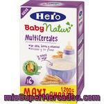 Papilla Instantánea Multicereales Hero Baby 1200 G.
