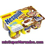 Petit Chocolate Nesquick, Nestle, Pack 6 X 60 G - 360 G