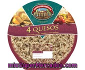 Pizza             Tarradellas 4 Quesos 450 Grs