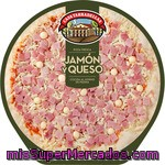 Pizza             Tarradellas Jamon 450 Grs