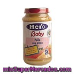 Potito Hero             Baby Pollo-arroz 250 Grs