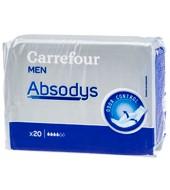 7cf764e22d96 Proteccion Masculina Absodys Normal Carrefour 20 Ud.