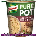 Pure Patata Bacon Knorr, 59 G