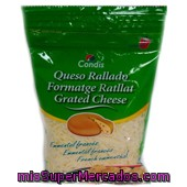Queso             Rallado Condis Emmental 200 Grs