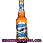 Quilmes Cerveza Rubia Argentina Botella 35,5 Cl