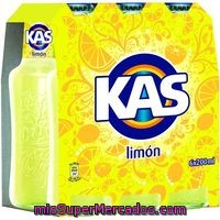 Refresco De Limón Kas, Pack 6x20 Cl