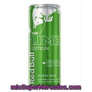 Refresco Energético The Lime Edition Red Bull 25 Cl.