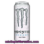 Refresco Energy Ultra White Zero Calorias Monster 50 Cl.