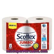 Rollo de Cocina Scottex Jumbo 2 Rollos