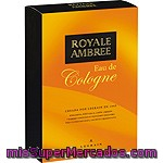 Royale Ambree Colonia 200ml