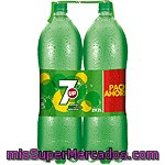Seven Up Refresco De Lima Limón Pack 2 Botellas 2 L
