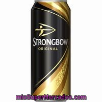 Sidra Strongbow, Lata 44 Cl
