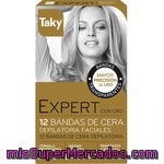 Taky Bandas Faciales Expert Beauty Oil 12u
