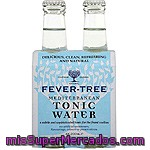 Tónica Mediterranean Fever Tree, Pack 4x20 Cl