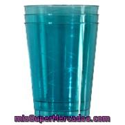Comprar vasos desechables transparentes 500 cc. nupik carrefour 25 ud. c59d5bd1b514