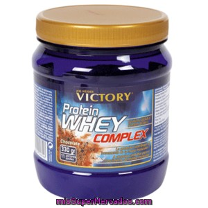 Victory Protein Whey Complex Chocolate Envase 330 Gr