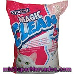 Vitakraft Magic Clean Perlas Gel De Sílice Para Gatos Bolsa 7,5 Kg