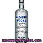 Vodka Absolut Botella 70 Centilitros
